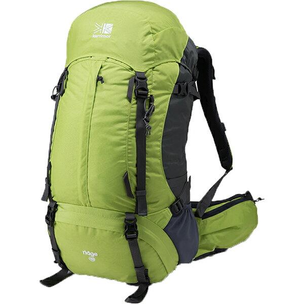 karrimor(カリマー) リッジ 40 タイプ3/A.グリーン 57603グリーン リュック バックパック バッグ トレッキングパック トレッキング40 アウトドアギア