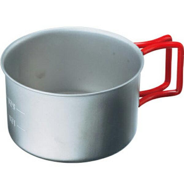 EVERNEW(エバニュー) チタン カップ400FD RED EBY265Rカップ キャンプ用食器 アウトドア テーブルウェア テーブルウェア(カップ) アウトドアギア