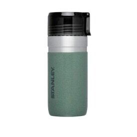 STANLEY(スタンレー) ゴーシリーズ 真空ボトル0.47L/グリーン 03043-011アウトドアギア ステンレスボトル 水筒 マグボトル グリーン