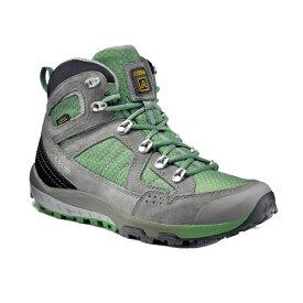 ASOLO(アゾロ) AS.ランドスケープ GV WS/HEDGN/K4.5 1829668女性用 グリーン ブーツ 靴 トレッキング トレッキングシューズ ハイキング用 アウトドアギア