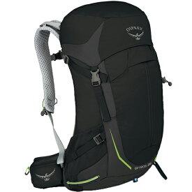 OSPREY(オスプレー) ストラトス 26/ブラック OS50303003001アウトドアギア トレッキング20 トレッキングパック バッグ バックパック リュック ブラック 男性用 おうちキャンプ