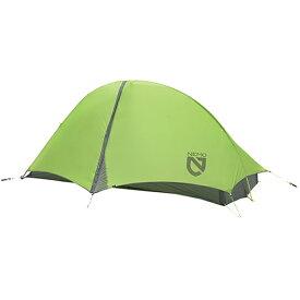 【エントリーでポイント10倍!】NEMO(ニーモ・イクイップメント) ホーネット ストーム1P NM-HNTST-1Pアウトドアギア キャンプ1 キャンプ用テント タープ 一人用(1人用) グリーン おうちキャンプ ベランピング