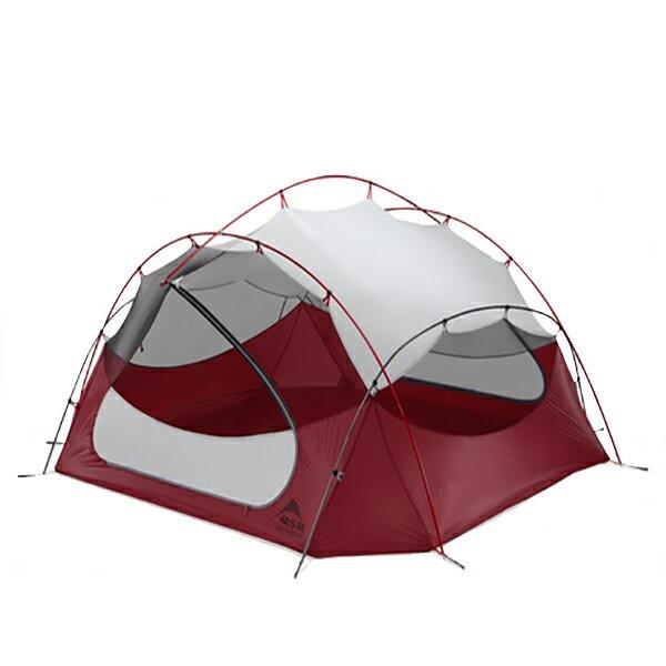 MSR(エムエスアール) パパハバNX 37758ホワイト 四人用(4人用) テント タープ 登山用テント 登山4 アウトドアギア
