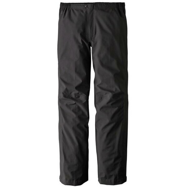 patagonia(パタゴニア) Ms Cloud Ridge Pants/BLK/XS 83695男性用 ブラック レインパンツ レインウェア ウェア レインウェア(パンツ) レインウェア男性用(男女兼用) アウトドアウェア