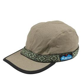 KAVU(カブー) ストラップキャップ/Olive/M 11863001アウトドアウェア キャップ・ハット ウェアアクセサリー メンズウェア 帽子 おうちキャンプ