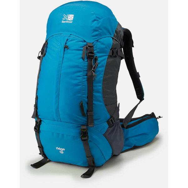 karrimor(カリマー) リッジ 40 タイプ3/K.ブルー 57657ブルー リュック バックパック バッグ トレッキングパック トレッキング40 アウトドアギア
