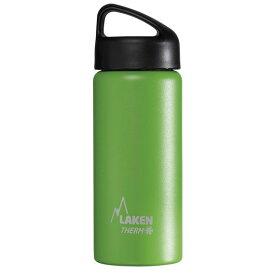 LAKEN(ラーケン) クラシック・サーモ0.5L グリーン PL-TA5Vグリーン マグボトル 水筒 水筒 保温・保冷ボトル アウトドアギア