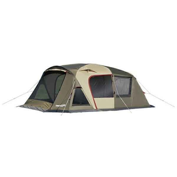ogawa campal(小川キャンパル) ティエラ5-EX/5人用 2766テント タープ キャンプ用テント キャンプ6 アウトドアギア