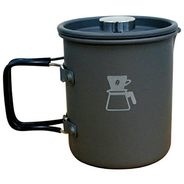 Highmount(ハイマウント) コーヒーメーカー 46161ブラック コーヒーカップ ティーカップ マグカップ コーヒー用品 コーヒー用品 アウトドアギア