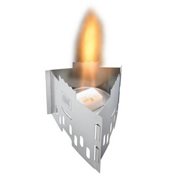 Esbit(エスビット) エスビット ステンレス ストーブ ESCS75S000ウォーマー ヒーター ストーブ 焚火ストーブ 焚火ストーブ アウトドアギア