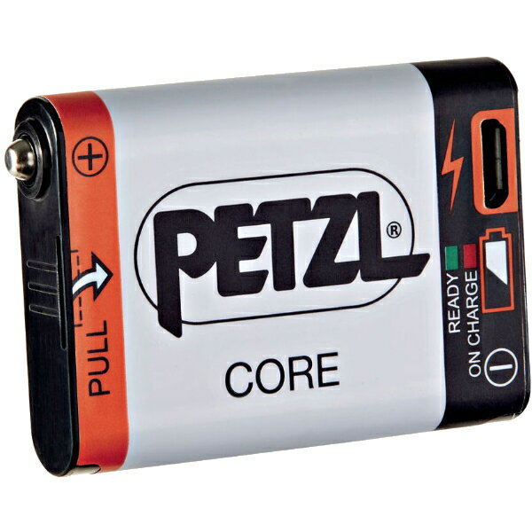 PETZL(ペツル) コア E99ACAヘッドライト ランタン ライト用スペア、オプション ライト用スペア、オプション アウトドアギア