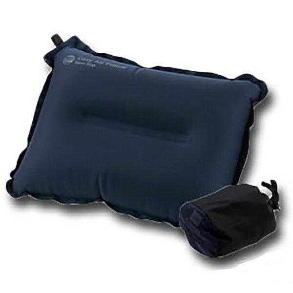 ISUKA(イスカ) ノンスリップ コージー エアピロー/ネイビーブルー 208621アウトドア用寝具 アウトドア アウトドア ピロー ピロー アウトドアギア