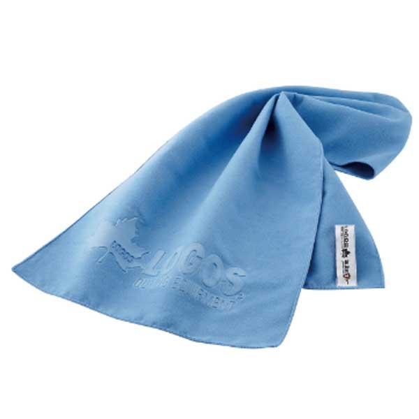 OUTDOOR LOGOS(ロゴス) ひんやりドライタオル(ブルー) 81690150ブルー スポーツタオル アクセサリー スポーツウェア アウトドアギア