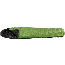 ISUKA(イスカ) エア 280 X/グリーン 148602グリーン スリーシーズンタイプ(三期用) シュラフ 寝袋 アウトドア用寝具 マミー型 マミースリーシーズン アウトドアギア