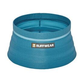 納期:2020年12月下旬RUFFWEAR(ラフウェア) RW.ビヴィボウル/BLSP 1874619アウトドアギア ペット用キャンプ ペット用キャンプ用品 ペットグッズ 犬 犬用品 ブルー おうちキャンプ ベランピング