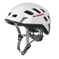 Mammut(マムート)[廃盤特価30]Mammut(マムート)RockRider/white-smoke.56-61cm2220-00130ホワイトヘルメットトレッキング登山アウトドアギア