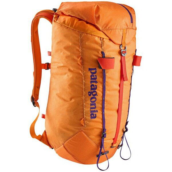 ★エントリーでポイント5倍!patagonia(パタゴニア) Ascensionist-30L/SPTO/S 47997オレンジ リュック バックパック バッグ トレッキングパック トレッキング30 アウトドアギア