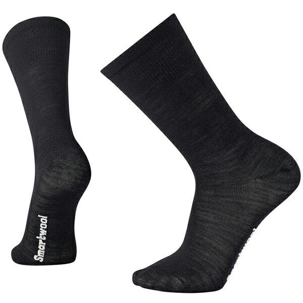 SmartWool(スマートウール) ハイクライナークルー/ブラック/S SW71200男女兼用 ブラック 靴下 メンズウェア ウェア ソックス ウール アウトドアウェア