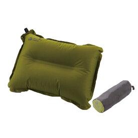 ISUKA(イスカ) ノンスリップピロー/オリーブ 207611グリーン アウトドア用寝具 アウトドア アウトドア ピロー ピロー アウトドアギア