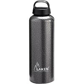 LAKEN(ラーケン) クラシック1.0L グラナイト PL-33Gグレー マグボトル 水筒 水筒 アルミボトル アウトドアギア
