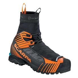 SCARPA(スカルパ) リベレ TECH OD/ブラック/オレンジ/40 SC23235001400アウトドアギア トレッキング用 トレッキングシューズ トレッキング 靴 ブーツ おうちキャンプ