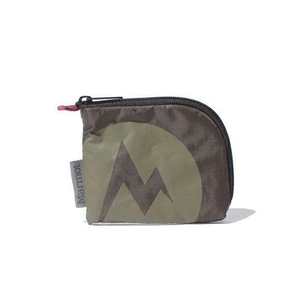 Marmot(マーモット) LITE WALLET/KHK/ONE MJB-F7409Aカーキ セキュリティポーチ 旅行用品 手芸 ポーチ、小物バッグ ワレット・財布 アウトドアギア