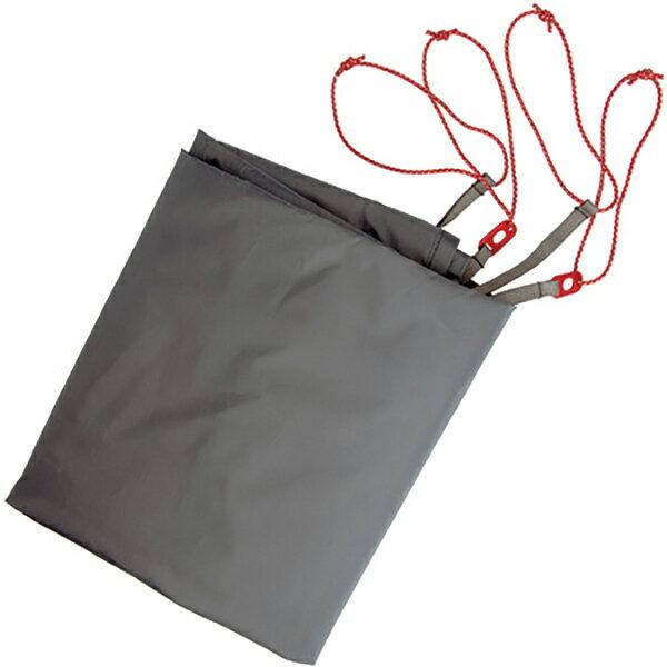 MSR(エムエスアール) ハバハバNX 専用フットプリント 37863グレー テントマット グランドシート テントアクセサリー グランドシート・テントマット テントインナーマット アウトドアギア