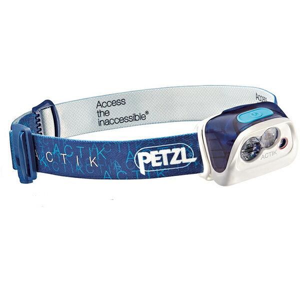 PETZL(ペツル) アクティック/Blue E99AACブルー ヘッドライト ランタン LEDタイプ アウトドアギア