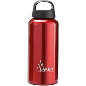 LAKEN(ラーケン) クラシック0.6L レッド PL-31Rアウトドアギア アルミボトル 水筒 マグボトル おうちキャンプ
