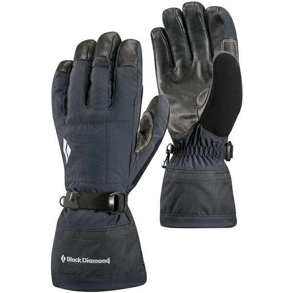 Black Diamond(ブラックダイヤモンド) ソロイスト/ブラック/L BD73032男女兼用 ブラック 手袋 メンズウェア ウェア ウェアアクセサリー 冬用グローブ アウトドアウェア
