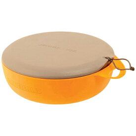 SEA TO SUMMIT(シートゥーサミット) デルタボウル ウィズリッド/オレンジ ST84055001アウトドアギア テーブルウェア(ボール) テーブルウェア アウトドア キャンプ用食器 皿 オレンジ おうちキャンプ ベランピング