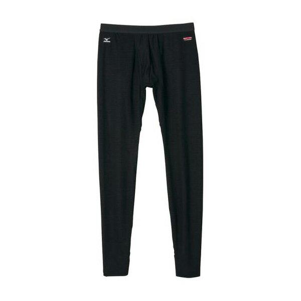 mizuno(ミズノ) [廃盤処分]BT/MWロングタイツM/ブラック/LL A2JB550909男性用 ブラック タイツ レッグウェア 靴下 男性用インナー アウトドアウェア