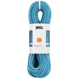 PETZL(ペツル) マンボ 10.1mm/Blue/50 R32AB050ブルー トレッキング 登山 アウトドア ロープ シングルロープ アウトドアギア