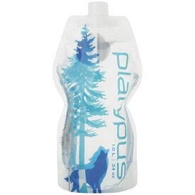 platypus(プラティパス) ソフトボトル/ワイルドブルー/1.0L 25011アウトドアギア ソフトパック 水筒 マグボトル ブルー おうちキャンプ ベランピング