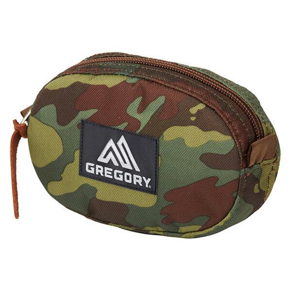 GREGORY(グレゴリー) ファンブルポーチS/ディープフォレストカモ 65864カモフラージュ 衣類収納ボックス 収納用品 生活雑貨 ポーチ、小物バッグ ポーチ、小物バッグ アウトドアギア