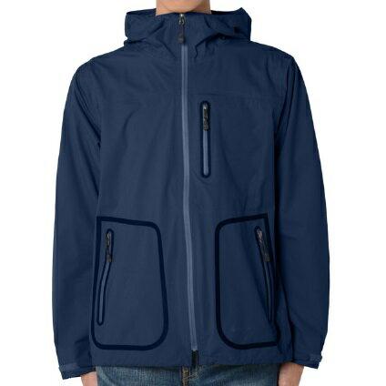 snow peak(スノーピーク) Packable3LRainJacket/Blue/M JK-15AU004レインジャケット レインウェア ウェア レインウェア(ジャケット) レインウェア男性用(男女兼用) アウトドアウェア