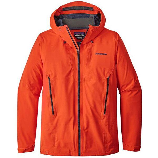 patagonia(パタゴニア) Ms Galvanized Jkt/PBH/S 83145レッド アウター メンズウェア ウェア ジャケット ジャケット男性用 アウトドアウェア