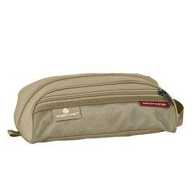 EAGLE CREEK(イーグルクリーク) EC パックイット Qトリップ TAN 11862043ベージュ 衣類収納ボックス 収納用品 生活雑貨 ポーチ、小物バッグ ポーチ、小物バッグ アウトドアギア