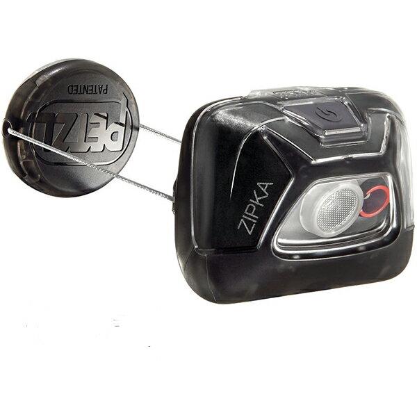 PETZL(ペツル) ジプカ/Black E93ABAブラック ヘッドライト ランタン LEDタイプ アウトドアギア