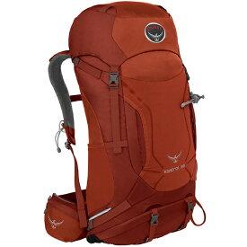 OSPREY(オスプレー) ケストレル 28/ドラゴンレッド/M/L OS50152アウトドアギア トレッキング20 トレッキングパック バッグ バックパック リュック レッド おうちキャンプ ベランピング