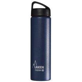 LAKEN(ラーケン) クラシック・サーモ0.75L ブルー PL-TA7Aアウトドアギア 保温・保冷ボトル 水筒 マグボトル ブルー おうちキャンプ