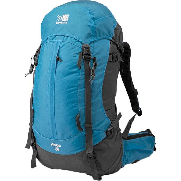 karrimor(カリマー) リッジ 30 タイプ2/K.ブルー 578ブルー リュック バックパック バッグ トレッキングパック トレッキング30 アウトドアギア