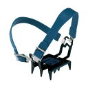mont-bell(モンベル) コンパクトスノースパイク/BK 1129601男女兼用 ブラック スノーシュー トレッキング 登山 アイゼン スノースパイク ア...