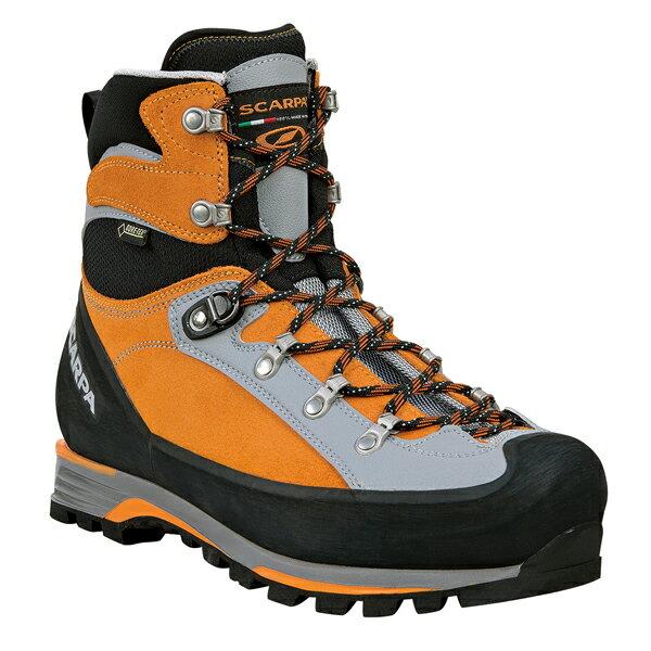 SCARPA(スカルパ) トリオレ プロ GTX/オレンジ/#42 SC23011ブーツ 靴 トレッキング トレッキングシューズ トレッキング用 アウトドアギア