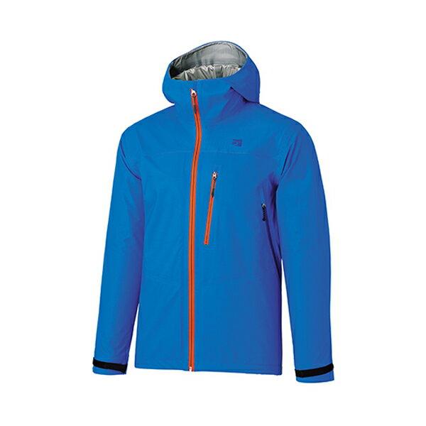 finetrack(ファイントラック) エバーブレスフォトンジャケット Ms CB L FAM0321男性用 ブルー レインジャケット レインウェア ウェア レインウェア(ジャケット) レインウェア男性用(男女兼用) アウトドアウェア