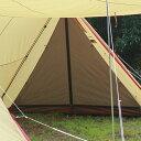 ogawa campal(小川キャンパル) ツインピルツ フォーク ハーフインナー 3567タープ テント アウトドア テントオプション アウトドアギア