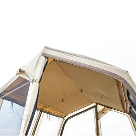 ogawa campal(小川キャンパル) ネオキャビン用ライナーシート 3527アウトドアギア テントオプション タープ テントアクセサリー おうちキャンプ ベランピング