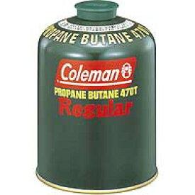 Coleman(コールマン) ジュンセイLPガス[Tタイプ]470G 5103A470T燃料 アウトドア アウトドア ガス レギュラー アウトドアギア
