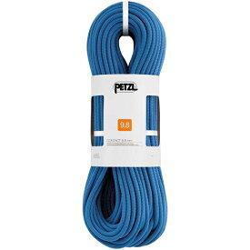 PETZL(ペツル) コンタクト 9.8mm/Blue/60 R33AB060ブルー トレッキング 登山 アウトドア ロープ シングルロープ アウトドアギア