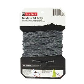NEMO(ニーモ・イクイップメント) ガイラインキット グレー NM-AC-GLK-GYグレー テントアクセサリー タープ テント ハンマー・ペグ・ロープ等 ロープ、自在金具 アウトドアギア